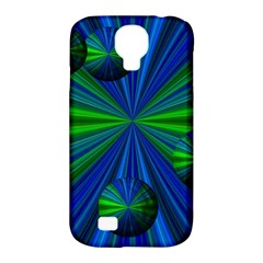 Magic Balls Samsung Galaxy S4 Classic Hardshell Case (PC+Silicone)