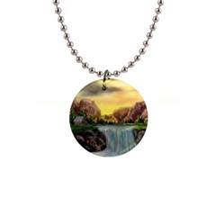 Brentons Waterfall   Ave Hurley   Artrave   Button Necklace