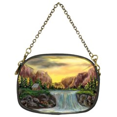 Brentons Waterfall - Ave Hurley - ArtRave - Chain Purse (One Side)