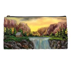 Brentons Waterfall - Ave Hurley - ArtRave - Pencil Case