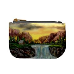 Brentons Waterfall   Ave Hurley   Artrave   Coin Change Purse