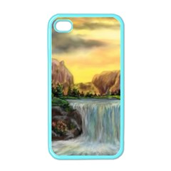 Brentons Waterfall - Ave Hurley - ArtRave - Apple iPhone 4 Case (Color)