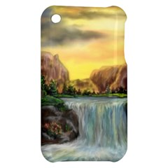 Brentons Waterfall - Ave Hurley - ArtRave - Apple iPhone 3G/3GS Hardshell Case