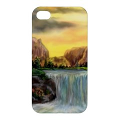 Brentons Waterfall   Ave Hurley   Artrave   Apple Iphone 4/4s Hardshell Case