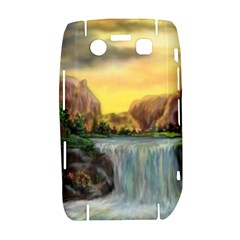 Brentons Waterfall - Ave Hurley - ArtRave - BlackBerry Bold 9700 Hardshell Case