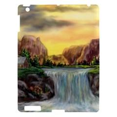 Brentons Waterfall - Ave Hurley - ArtRave - Apple iPad 3/4 Hardshell Case