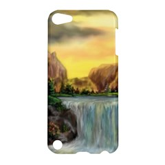 Brentons Waterfall - Ave Hurley - ArtRave - Apple iPod Touch 5 Hardshell Case