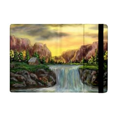 Brentons Waterfall   Ave Hurley   Artrave   Apple Ipad Mini Flip Case