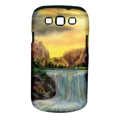 Brentons Waterfall   Ave Hurley   Artrave   Samsung Galaxy S Iii Classic Hardshell Case (pc+silicone)