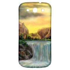 Brentons Waterfall - Ave Hurley - ArtRave - Samsung Galaxy S3 S III Classic Hardshell Back Case