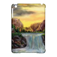 Brentons Waterfall - Ave Hurley - ArtRave - Apple iPad Mini Hardshell Case (Compatible with Smart Cover)