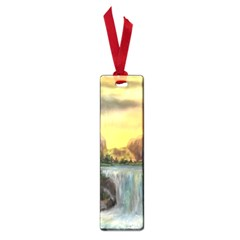 Brentons Waterfall - Ave Hurley - ArtRave - Small Bookmark