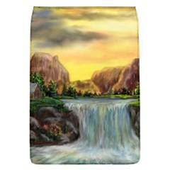 Brentons Waterfall - Ave Hurley - ArtRave - Removable Flap Cover (Large)
