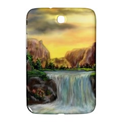 Brentons Waterfall - Ave Hurley - ArtRave - Samsung Galaxy Note 8.0 N5100 Hardshell Case