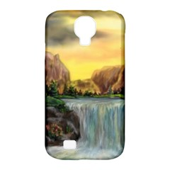 Brentons Waterfall - Ave Hurley - ArtRave - Samsung Galaxy S4 Classic Hardshell Case (PC+Silicone)