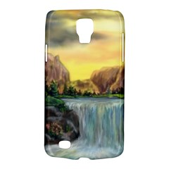 Brentons Waterfall   Ave Hurley   Artrave   Samsung Galaxy S4 Active (i9295) Hardshell Case