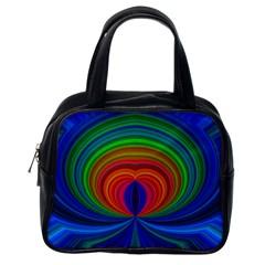 Design Classic Handbag (One Side)