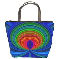 Design Bucket Handbag
