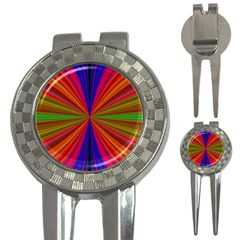 Design Golf Pitchfork & Ball Marker