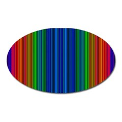Strips Magnet (Oval)