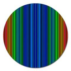 Strips Magnet 5  (Round)