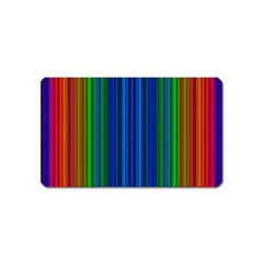 Strips Magnet (Name Card)