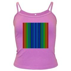 Strips Spaghetti Top (Colored)