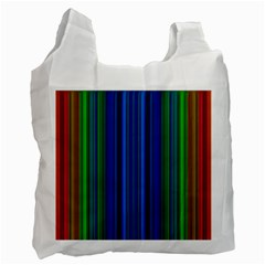 Strips Recycle Bag (One Side)