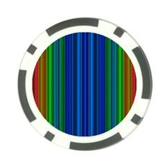 Strips Poker Chip (10 Pack)