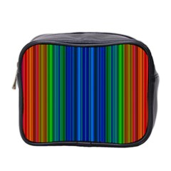 Strips Mini Travel Toiletry Bag (Two Sides)