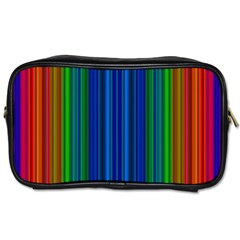 Strips Travel Toiletry Bag (One Side)