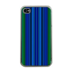Strips Apple Iphone 4 Case (clear)