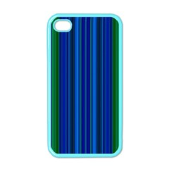 Strips Apple iPhone 4 Case (Color)