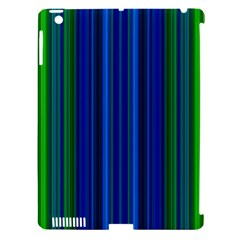 Strips Apple iPad 3/4 Hardshell Case (Compatible with Smart Cover)