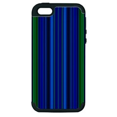Strips Apple iPhone 5 Hardshell Case (PC+Silicone)