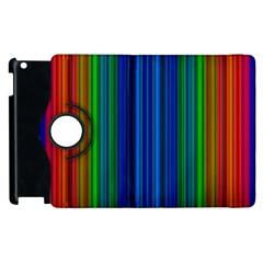 Strips Apple Ipad 3/4 Flip 360 Case