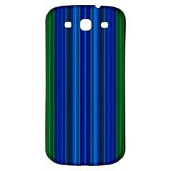 Strips Samsung Galaxy S3 S III Classic Hardshell Back Case