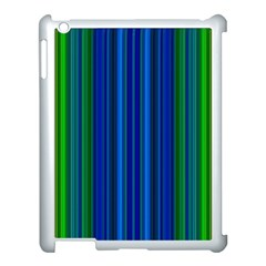 Strips Apple Ipad 3/4 Case (white)