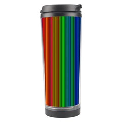 Strips Travel Tumbler