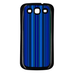 Strips Samsung Galaxy S3 Back Case (Black)
