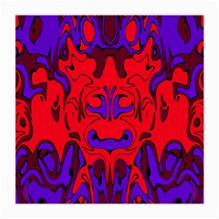 Abstract Glasses Cloth (Medium, Two Sided)
