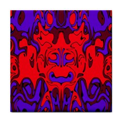 Abstract Face Towel