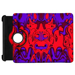 Abstract Kindle Fire Hd 7  (1st Gen) Flip 360 Case