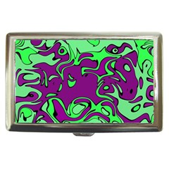 Abstract Cigarette Money Case