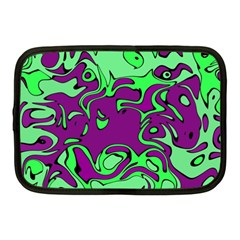 Abstract Netbook Sleeve (Medium)