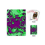 Abstract Playing Cards (Mini) Back