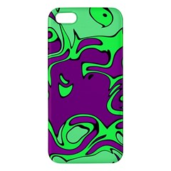 Abstract Iphone 5 Premium Hardshell Case