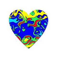 Abstract Magnet (heart)