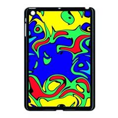 Abstract Apple iPad Mini Case (Black)