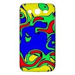 Abstract Samsung Galaxy Mega 5 8 I9152 Hardshell Case